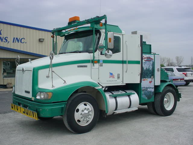 Used Toter Trucks for Sale | B & G Truck Conversions Inc on mobile hmes for removable toter pulling, mobile home truck hitches, mobile home towing hitches, tractor hitches, toter truck hitches,